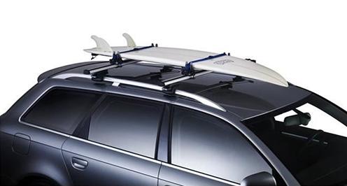 Barre de toit : transportez vos bagages en toute sécurité