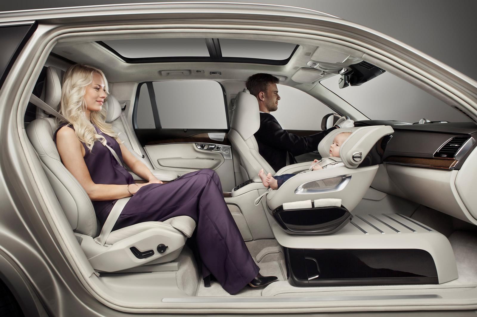 L'importance du choix d'un siège auto