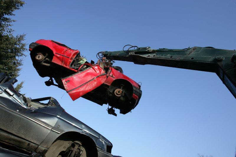Chercher une societe specialisee dans l'enlevement d'epaves de vehicules